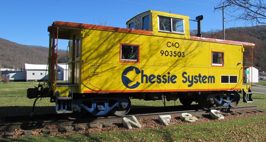 C&O Caboose Rainelle West Virginia