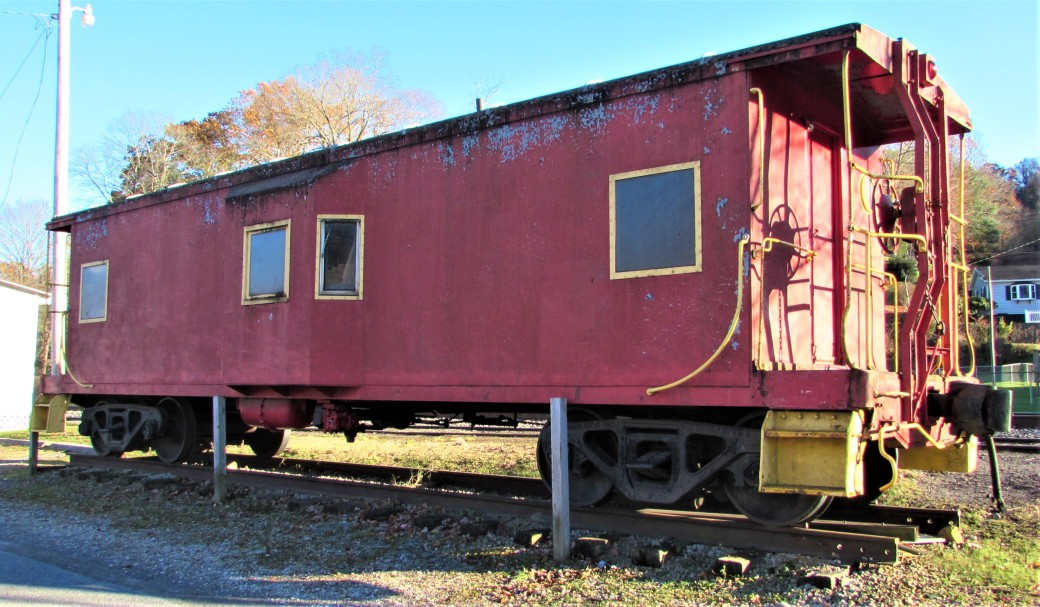 Old Caboose Sophia West Virginia